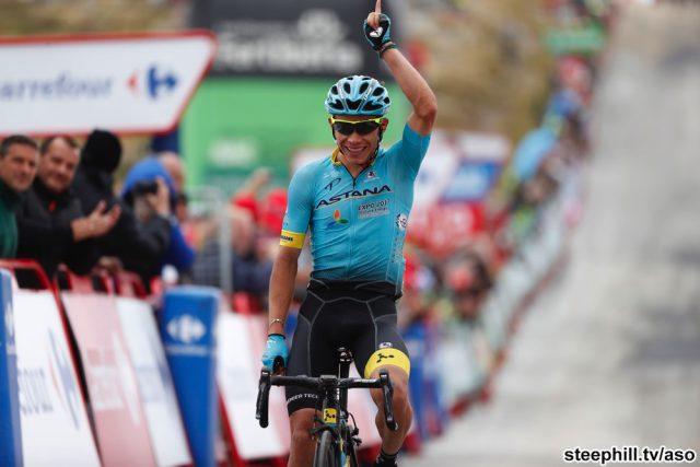 Vuelta España 2017;2 ETAPA Nimes-Nrbone 203km