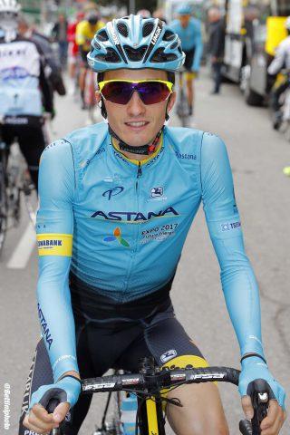 Volta a la Community Valenciana - 4th stage Segorbe - Llucena 180.9 km - 02/04/2017 - Pello Bilbao (ESP - Astana Pro Team)- photo Luis Angel Gomez/BettiniPhoto©2017